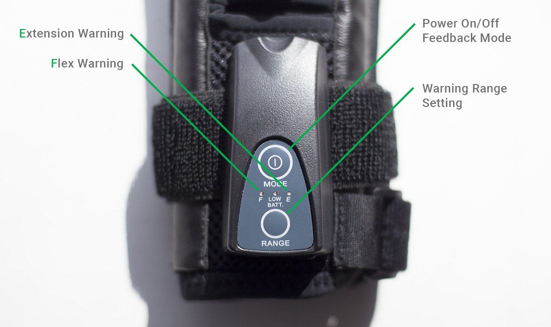 Neurospectrum Neuro Splint button details
